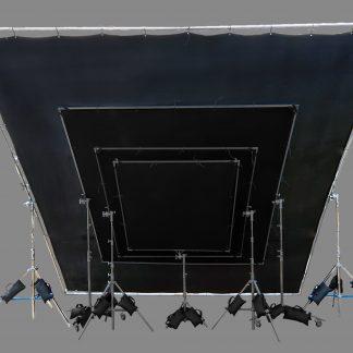 20' x 20' Overheads